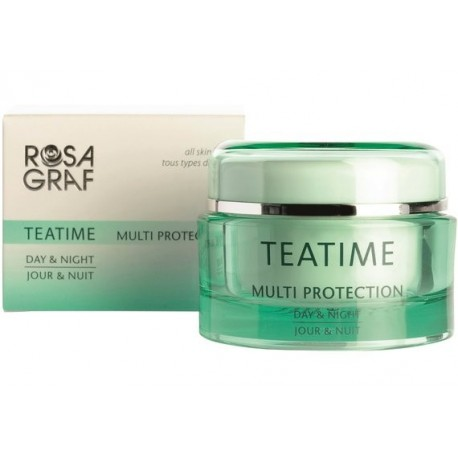 ROSA GRAF Teatime Multi Protection Day & Night